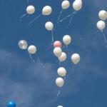 afscheidballonnen