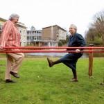 bewegen ouderen klein